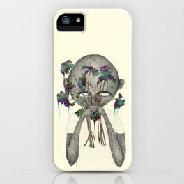 TREES NEVER LIED 06 iPhone Case