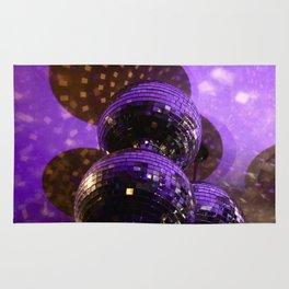 Disco Ball Rug