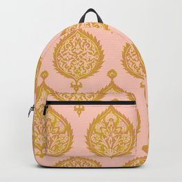 Endana Medallion in Peach Backpack