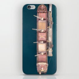 Winch only iPhone Skin