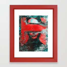 Razel Framed Art Print