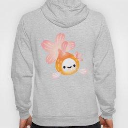 Cherry blossom goldfish Hoody