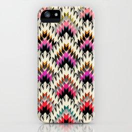 Peaks iPhone Case