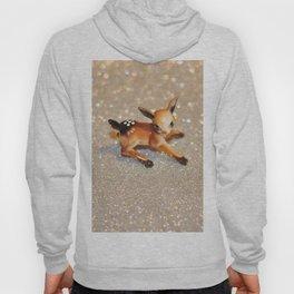 It's Snowing, my Deer Hoody
