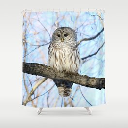 Without Scorn Shower Curtain