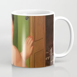 Botero nude woman Coffee Mug