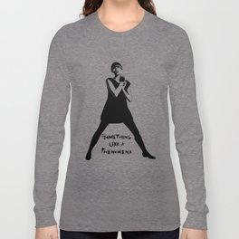Karen O Yeah Yeah Yeahs  Long Sleeve T-shirt