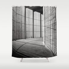 Chapel of Reconciliation in Berlin Shower Curtain