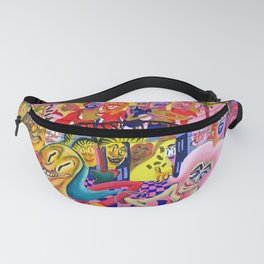 Tango in the Night Fanny Pack