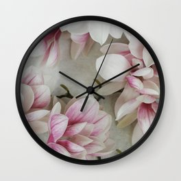 Toughts Of Spring Wall Clock