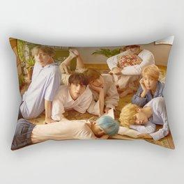 Bangtan Boys / BTS Rectangular Pillow