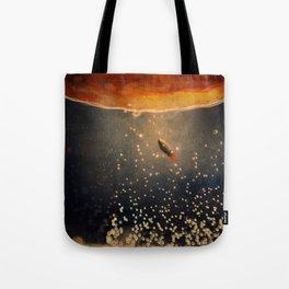 toward the sun Tote Bag