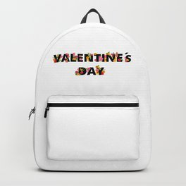 National Valentines Day Backpack