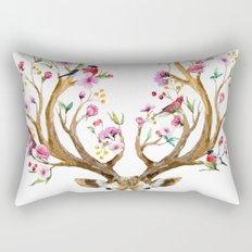 Deer tree I Rectangular Pillow