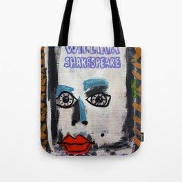 William Shakespeare Elizabeth Tote Bag