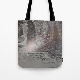 Galaxy Man (Welcome To The New Age) Tote Bag