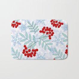Christmas pattern.2 Bath Mat