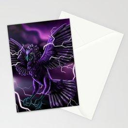 Lightning Bird Stationery Cards