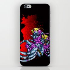 METAL MUTANT 5 iPhone Skin