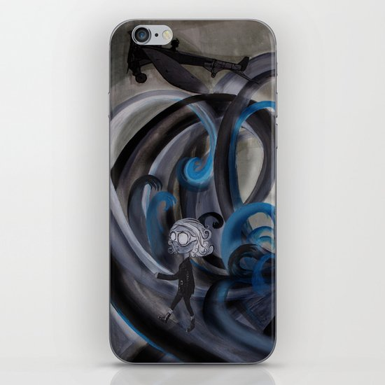 Aeroplane Over the Sea iPhone & iPod Skin