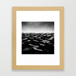 Expanse Framed Art Print