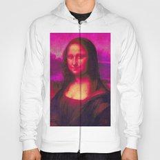 Mona Lisa's Haze (pink) Hoody