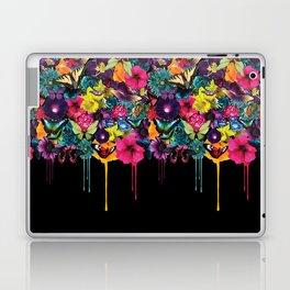 Flowers Melting Laptop & iPad Skin