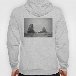 Sea Stacks (Cannon Beach, Oregon) Hoody