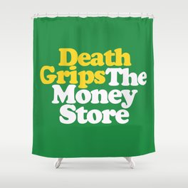 the death boys Shower Curtain