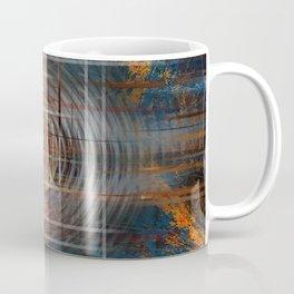 Unoccupied Digital Landscape Coffee Mug