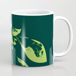 Green Kraken Coffee Mug