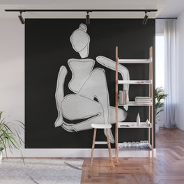 Odile's story / odilette Wall Mural