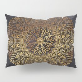 -A27- Original Heritage Moroccan Islamic Geometric Artwork. Pillow Sham