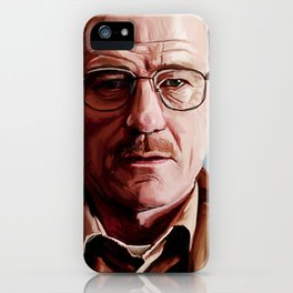 Walter Hartwell White - Breaking Bad iPhone Case