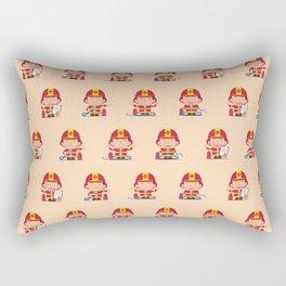 Firefighters Rectangular Pillow