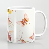 alisa burke Mugs featuring Beautiful Creatures by 83 Oranges™