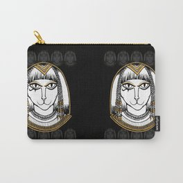 Cleopatra Kitty Carry-All Pouch