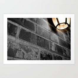 Don't Let the Light Go Out Art Print