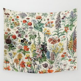 Fleurs Adolphe Wall Tapestry