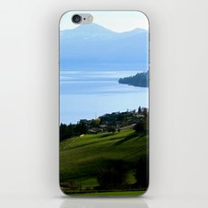 Lake Okanagan  iPhone & iPod Skin