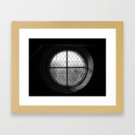 In My Sights Framed Art Print