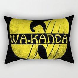 Wa-Tang Kanada! Rectangular Pillow