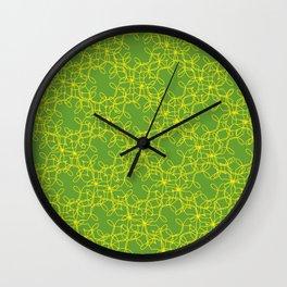 Spain .sunny Wall Clock