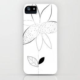 fliwer iPhone Case