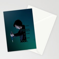 I liked Forensic Science before it was Cool Stationery Cards