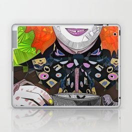 It's Always Tea Time! Laptop & iPad Skin