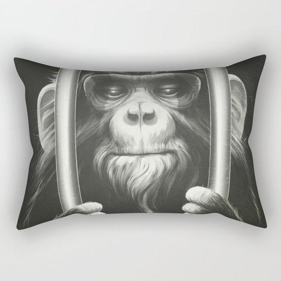 Prisoner II Rectangular Pillow