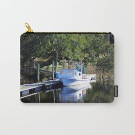 Little Shrimp Boat Carry-All Pouch