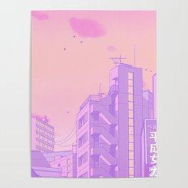 Tokyo Valentine Poster
