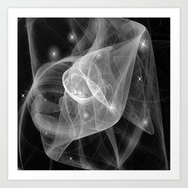 Universe 2 Art Print